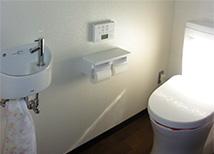工場・事務所のトイレ